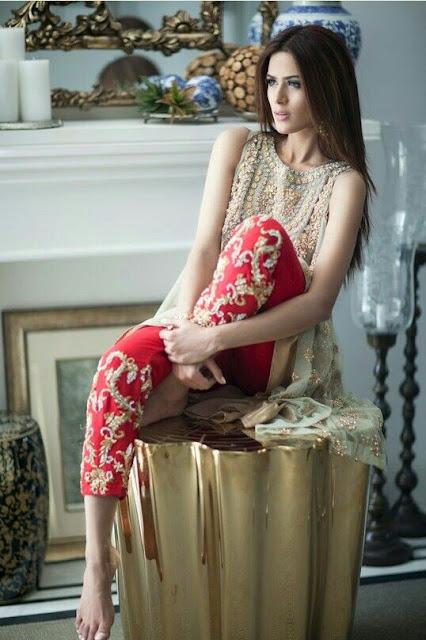 Asian designer dress