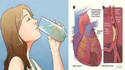 acabe Reduza o Risco de Câncer, Diabetes e Hipertensão Tomando Água Desta Maneira!