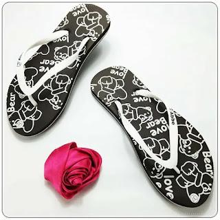 Sandal Love Bear Cewe Simplek AB
