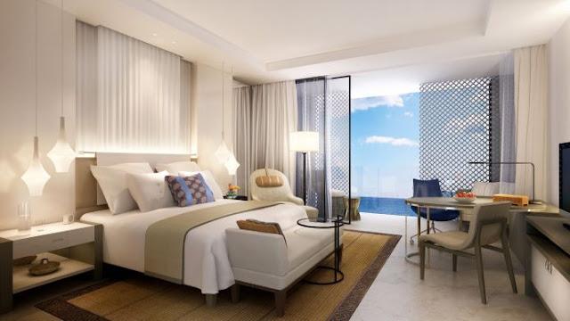 Hotel Four Seasons em Miami: quarto