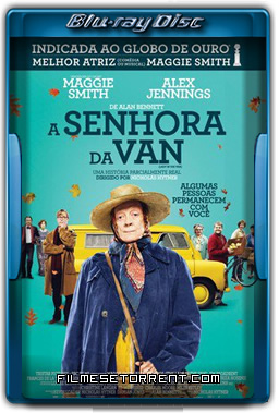 A Senhora da Van Torrent 2016 1080p BluRay Dublado