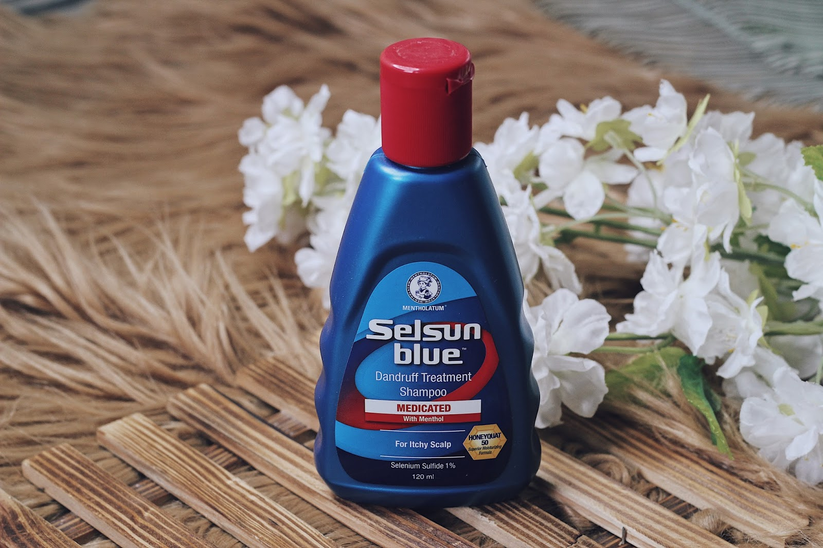 selsun blue medicated shampoo review