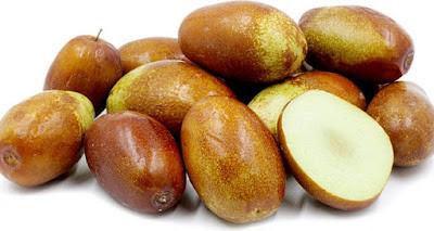 فاكهة العناب - فوائد لا تعد ولا تحصى