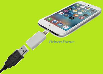 iPhone USB Driver