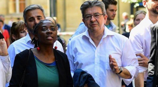 """Actu-politique : La France insoumise dénonce du """"racisme"""" contre Danièle Obono après ses propos contre Jean Castex"""