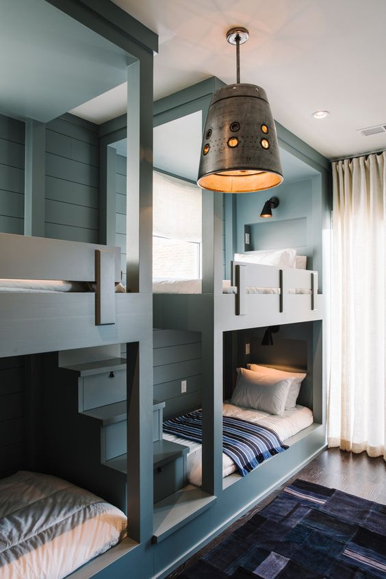 The Peak of Très Chic: Needing, Wanting, Loving: Bunk Beds
