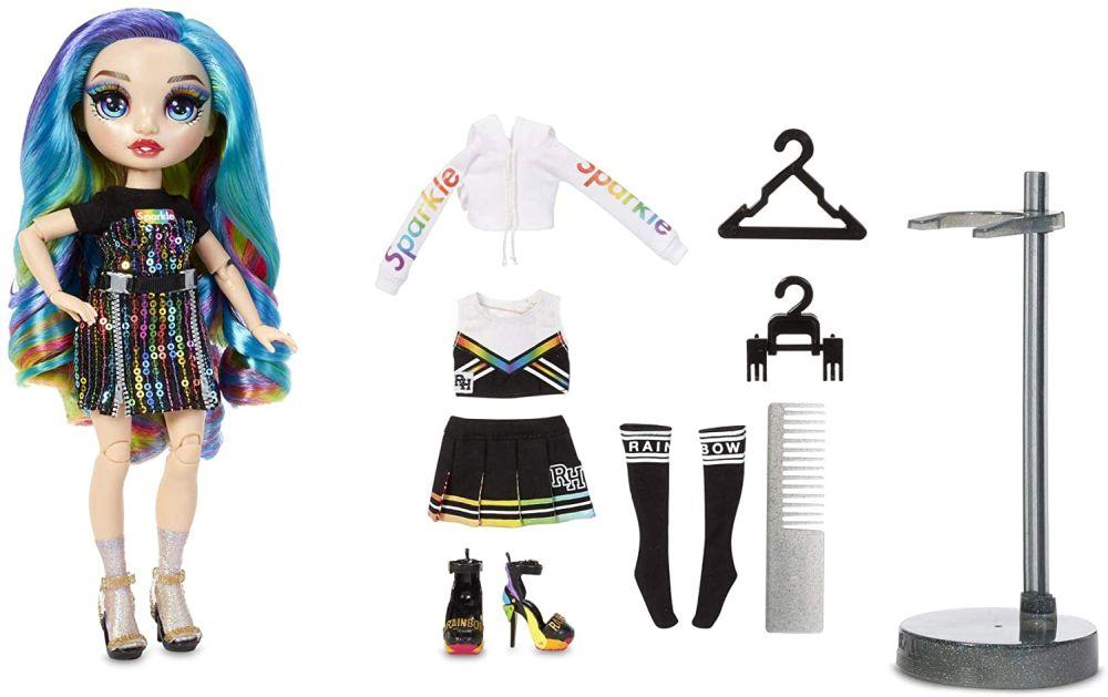 Кукла с радужными волосами Rainbow High Amaya Raine
