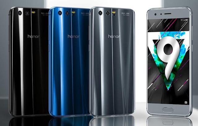 Huawei honor 9,