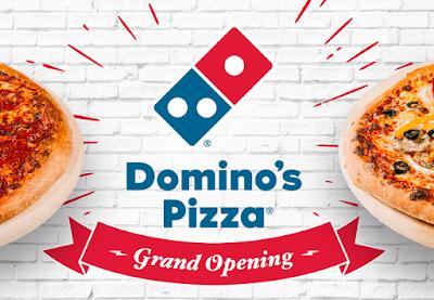 Saat ini Domino's Pizza akan membuka gerai di Kudus  dan sedang membutuhkan tenaga kerja untuk posisi REKRUTMEN INTERN dengan Persyaratan :