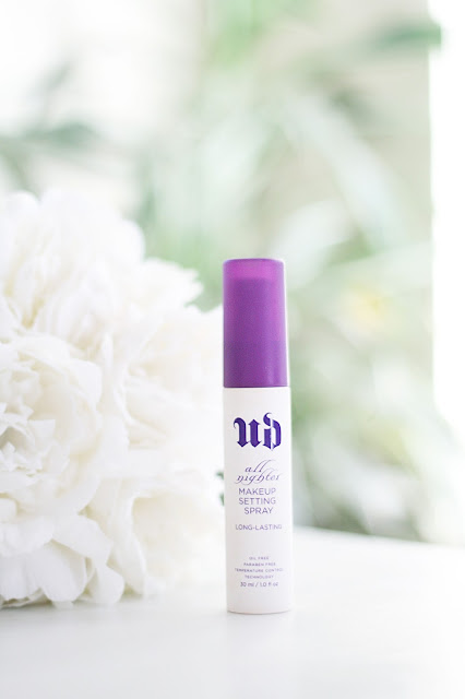 Urban Decay, Make up, Setting spray, Oily skin, Luxury, Sephora, bbloggers, Beauty review