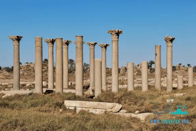 تل العمارنة الاثرية