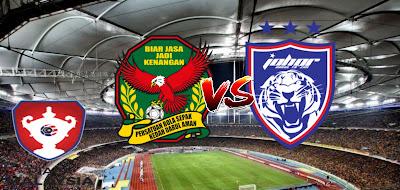 Harga Tiket Kedah vs JDT Final Piala Malaysia 2019