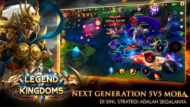 4 Game Moba Android Keren Yang Harus Ditunggu Tahun 2020 Di Indonesia