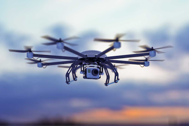 Drones to enforce Siliguri lockdown