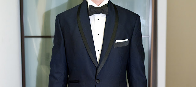 Indochino Midnight Blue Tuxedo Review