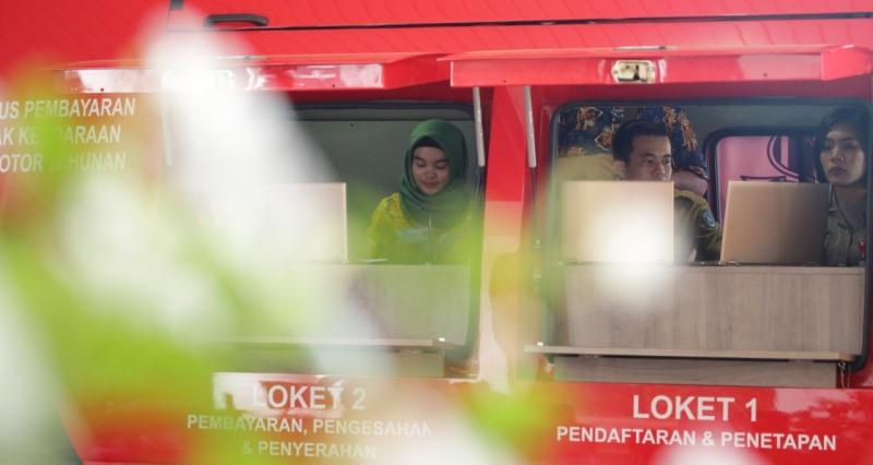 BP2RD Kepri: Pelayanan Samsat Kepri Tutup Hingga 8 April
