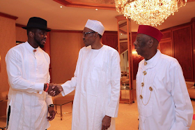 Joseph Yobo Discloses Reason Behind Visit To President Buhari Today