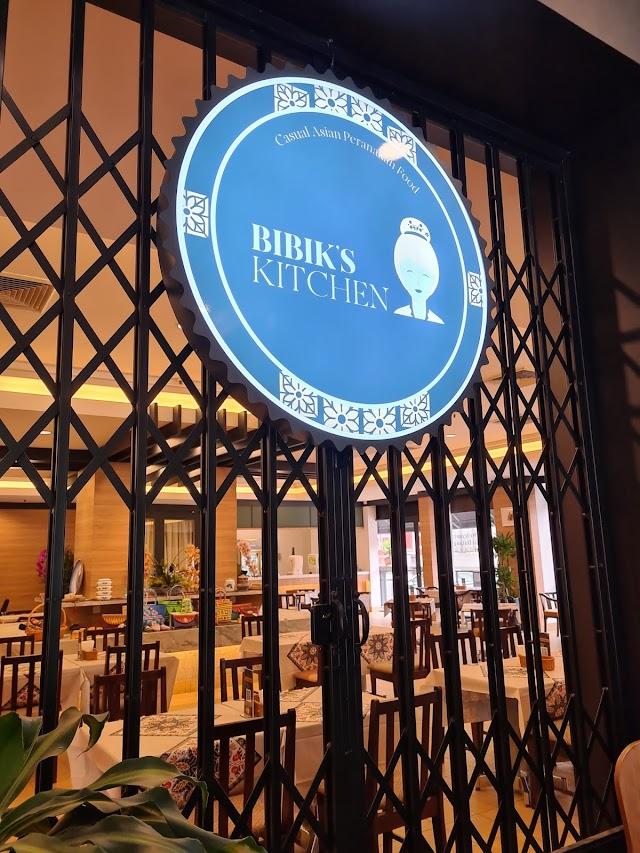 Bibik's Kitchen_Menu Lunch Ala peranakan
