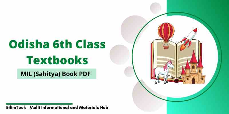 Odisha 6th Class MIL (Sahitya) Book PDF Download 2021