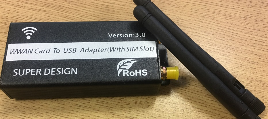 Sierra Wireless LTE Modem Guide: Adapters and Antennas
