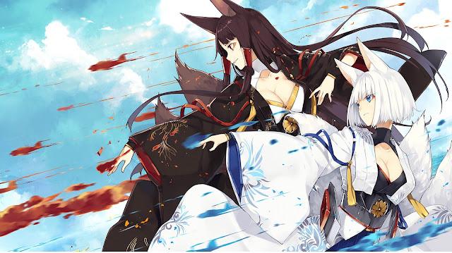 Anime 'Azur Lane' Mengungkapkan Tanggal Penayangannya!