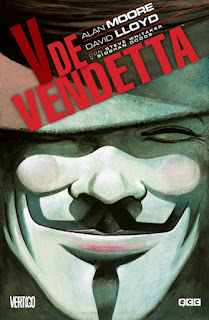 V de Vendetta Alan Moore David Lloyd