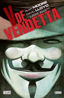 V de Vendetta Alan Moore David Lloyd