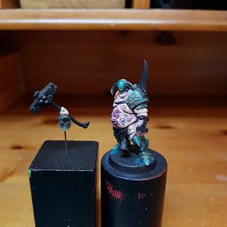 lord of blights nurgle maggotkin darren latham masterclass miniature painting warhammer