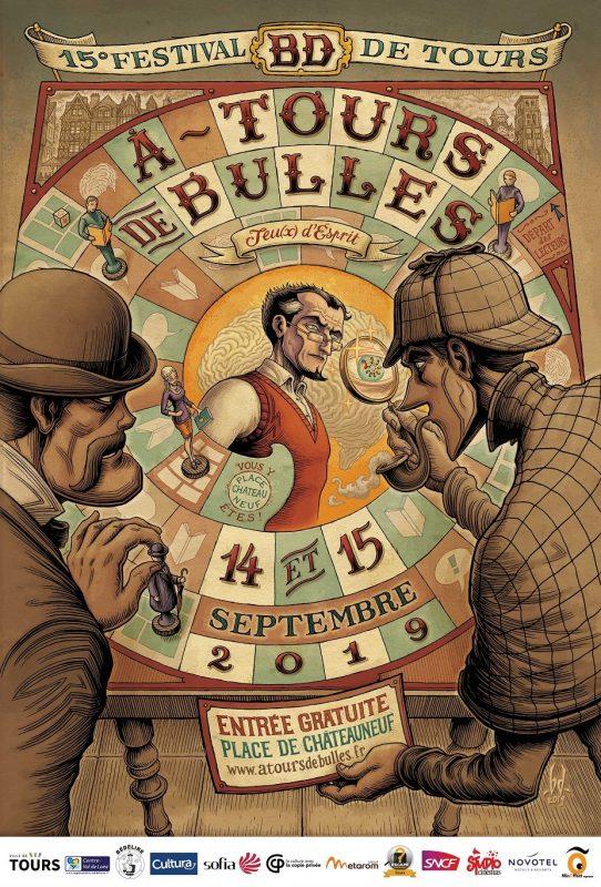 A tours de bulles