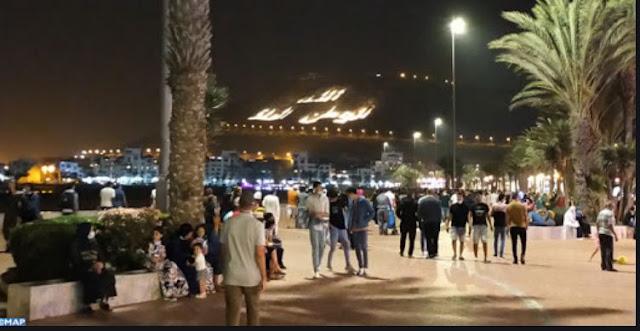 السلطات تمدد توقيت حظر التنقل الليلي بعد شهر رمضان..التفاصيل