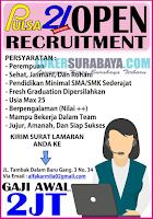 Open Recruitment at Pulsa Komunitas 21 Surabaya November 2019