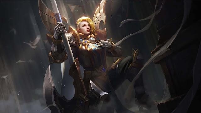 Wallpaper Skin Special Hilda - Sacred Guard