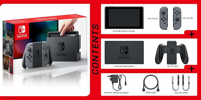 Nintendo Switch : Nintendo Akhirnya Resmi Mengumumkan Seri Console Baru