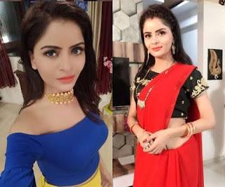 Hot actress Gehna Vashisht