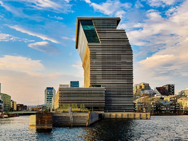 Museo Munch, Oslo - Noruega, por El Guisante Verde Project
