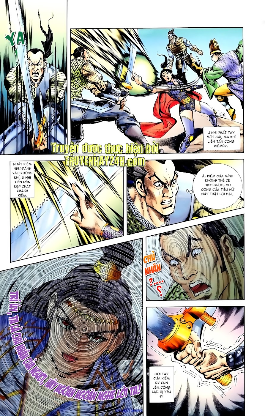 Cơ Phát Khai Chu Bản chapter 92 trang 12
