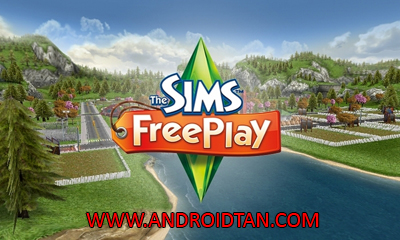 Download The Sims FreePlay Mod Apk + Data v5.27.2 (Unlimited Money/Points) Terbaru 2017