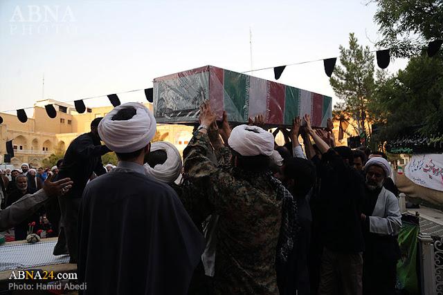 Kaum Syiah Iran Gelar Peringatan Kematian Ja'far Ashadiq