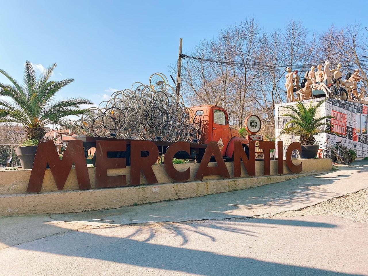 Arte Boheme, Arte Boheme mercantic, Mercantic Barcelona, Mercantic catalunya, Thift shop Barcelona, Barcelona Spain, San Cougat, Mercantic, Vintage Mercantic