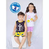 Set Kaos Kutung Little Bee for Girl