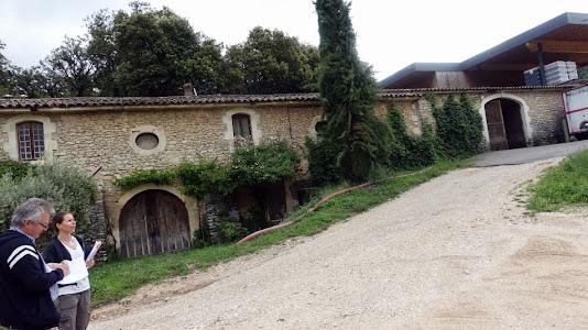 Château la Canorgue - Winemaking Facility