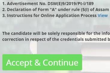 Social Welfare, Assam Recruitment 2021 For 74 Supervisor Post