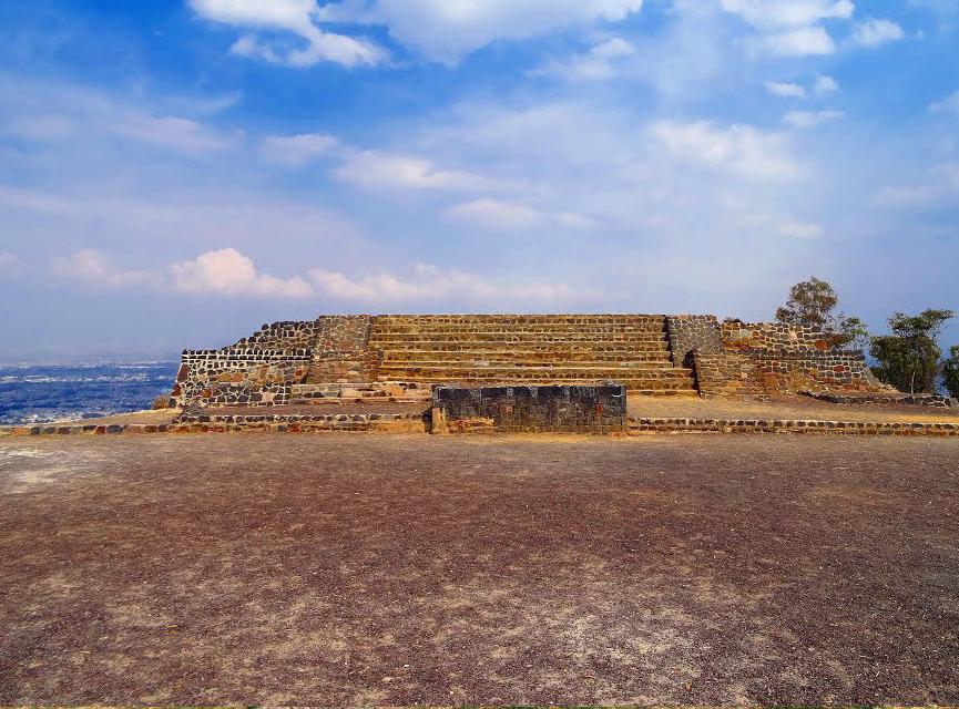 zonas arqueológicas que puedes visitar en la Ciudad de México