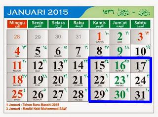 Rahasia Sulap Mental Matematika Tebak Jumlah Angka di Kalender