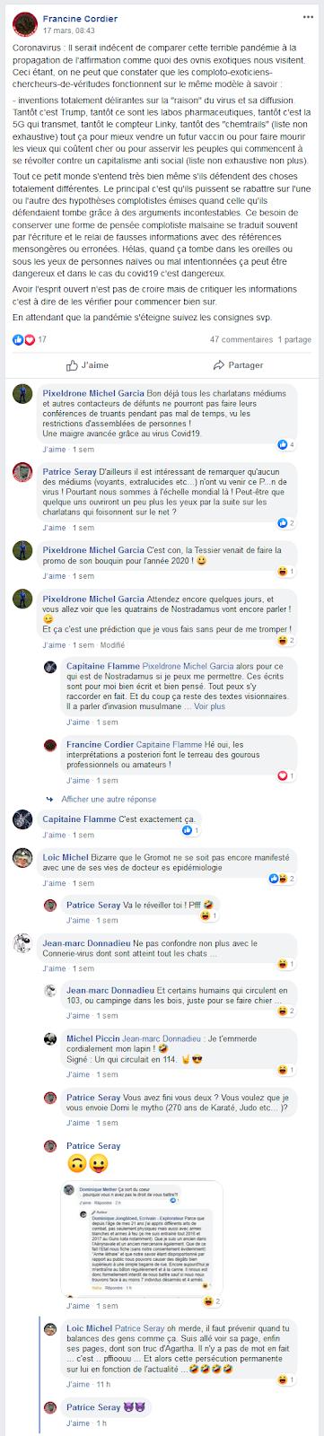 Match Jean-Marc Donnadieu vs Michel Piccin : où ? quand ? dans Calomnie Piccin%2Bvs%2BDonnadieu%2B1%2BUFO%2BSCEPTICISME%2B-%2Bwww.facebook.com