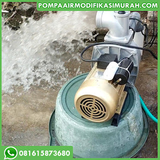 Pompa Air Modifikasi Bantul