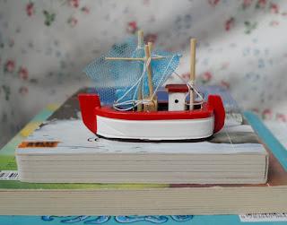 Das Bücherboot: Kinderbücher für Urlaub und Ferien am Meer