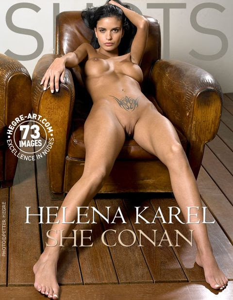 [Hegre-Art] Helena Karel - Full Photo and Video Pack 2004-2008