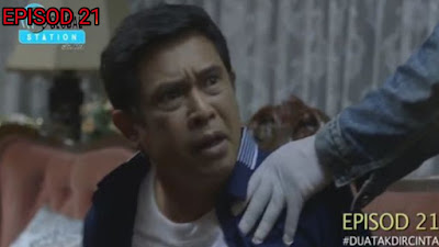 Tonton Drama Dua Takdir Cinta Episod 21