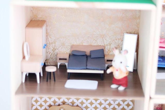 diy maison de poupée